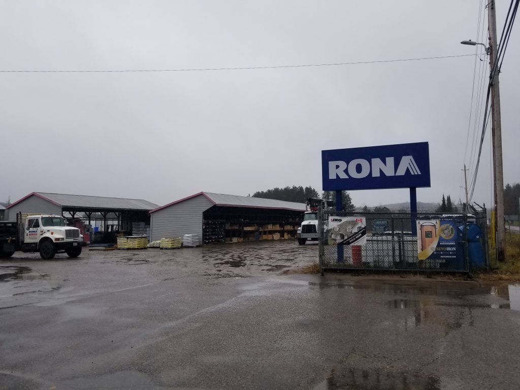 Lowe's shutting down underperforming stores, does not include RONA in Bancroft