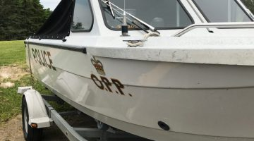 opp police boat
