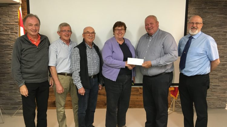north hastings public library donation limerick township Carl Stepahnski