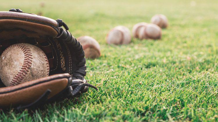 baseball glove balls