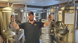 bancroft brewing beer