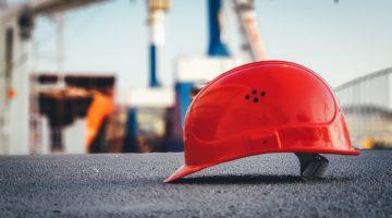 hard hat helmet construction work