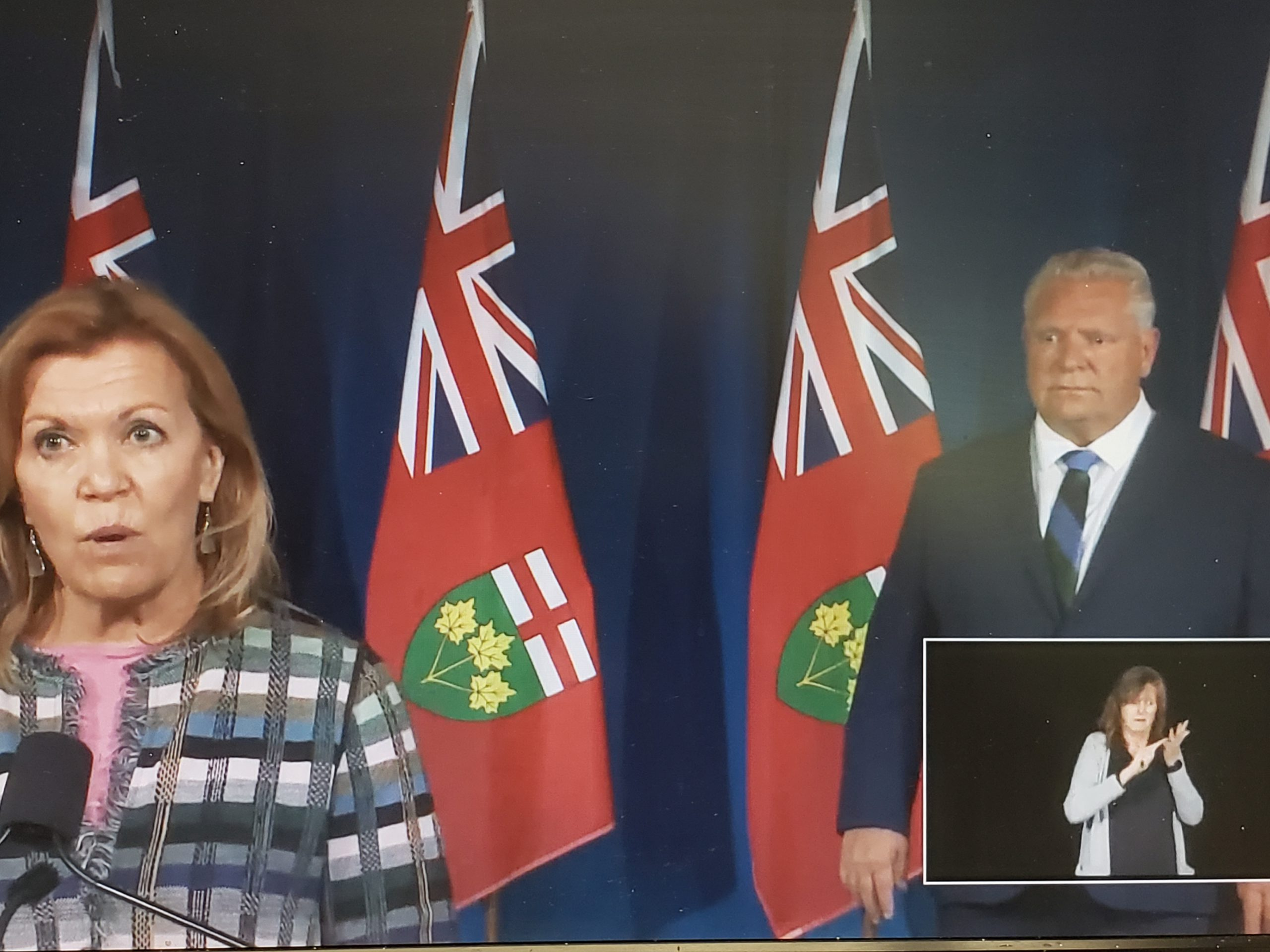 Ontario's COVID-19 second-wave strategy to be outlined Tuesday: Ford